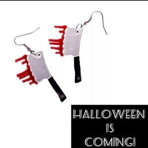 👻 Halloween earrings